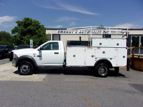 2012 RAM Ram Chassis 5500 for sale in Newton, NC