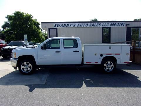 2014 Chevrolet Silverado 3500HD CC for sale in Newton, NC