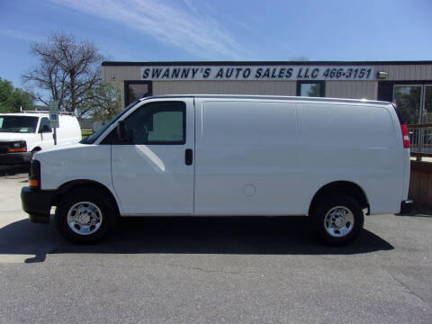 2017 Chevrolet Express Cargo for sale at Swanny's Auto Sales in Newton NC