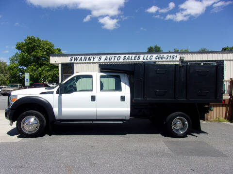2011 Ford F-450 Super Duty for sale at Swanny's Auto Sales in Newton NC