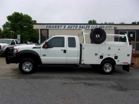 2015 Ford F-350 Super Duty for sale at Swanny's Auto Sales in Newton NC