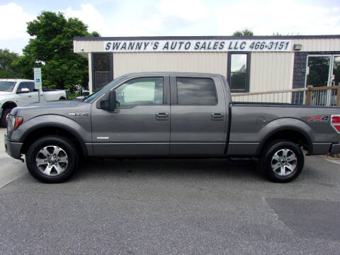 2012 Ford F-150 for sale at Swanny's Auto Sales in Newton NC