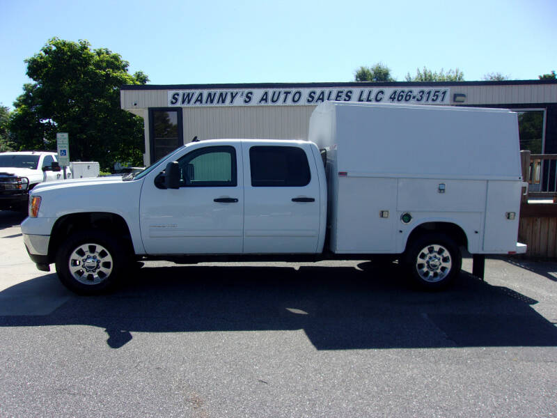 2014 GMC Sierra 3500HD CC for sale at Swanny's Auto Sales in Newton NC