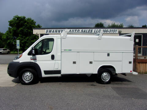 2014 RAM ProMaster Cutaway Chassis for sale at Swanny's Auto Sales in Newton NC