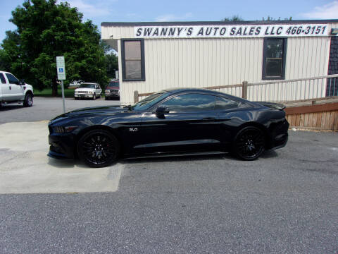2017 Ford Mustang for sale at Swanny's Auto Sales in Newton NC