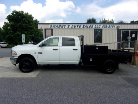 2011 RAM Ram Chassis 3500 for sale at Swanny's Auto Sales in Newton NC