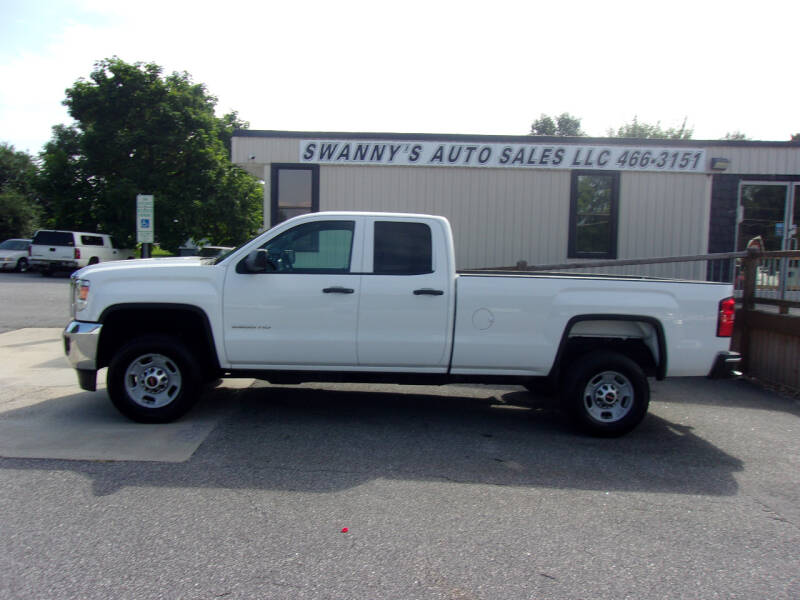 2015 GMC Sierra 2500HD for sale at Swanny's Auto Sales in Newton NC