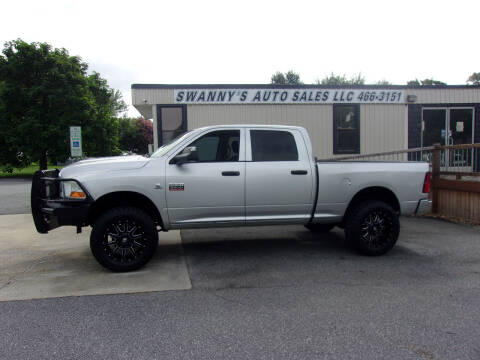 2010 Dodge Ram Pickup 2500 for sale at Swanny's Auto Sales in Newton NC