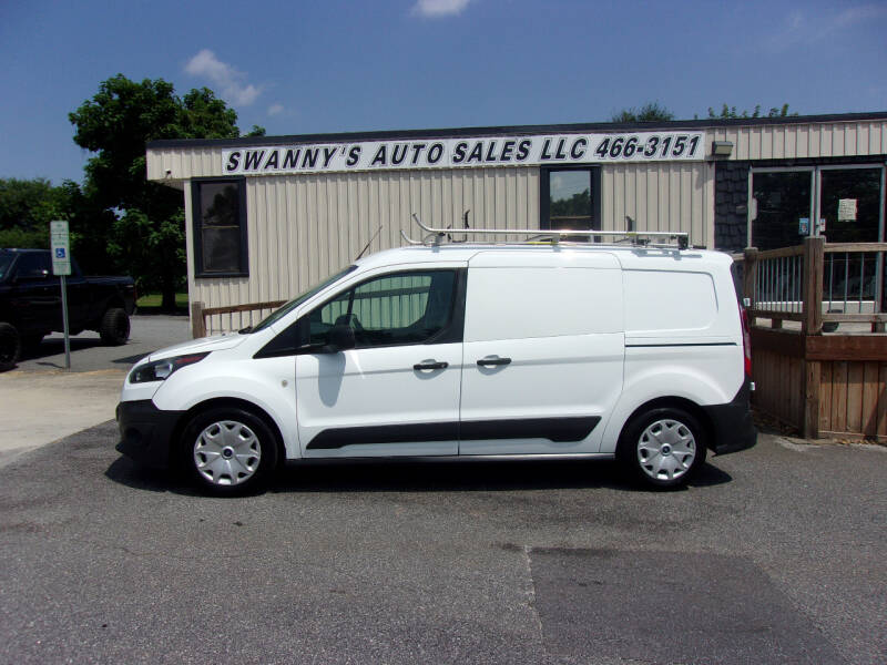 2017 Ford Transit Connect Cargo for sale at Swanny's Auto Sales in Newton NC