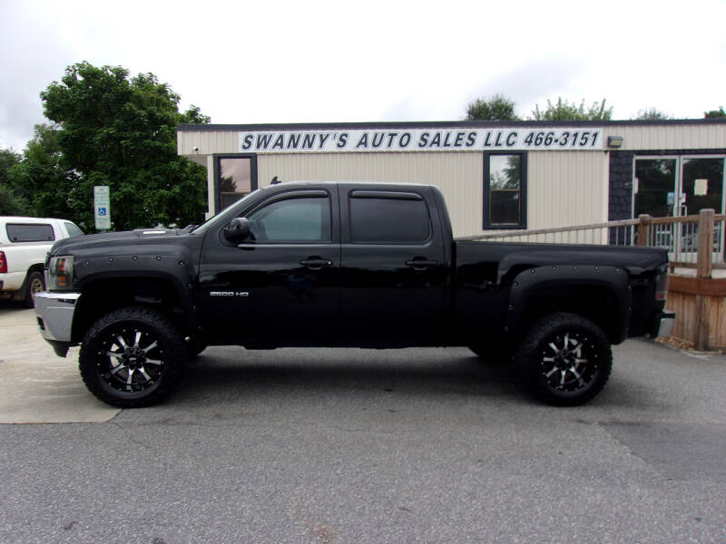 2012 Chevrolet Silverado 2500HD for sale at Swanny's Auto Sales in Newton NC