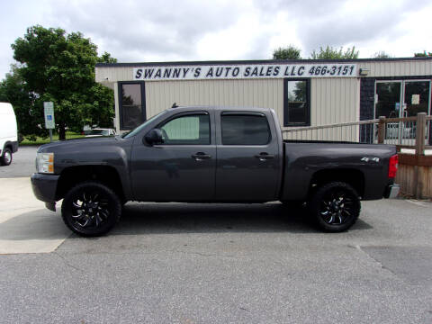 2010 Chevrolet Silverado 1500 for sale at Swanny's Auto Sales in Newton NC