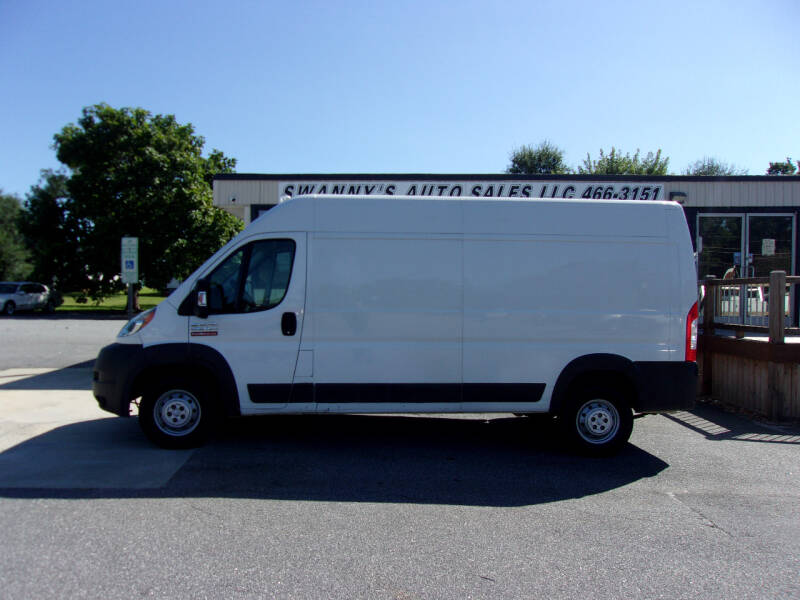 2016 RAM ProMaster Cargo for sale at Swanny's Auto Sales in Newton NC