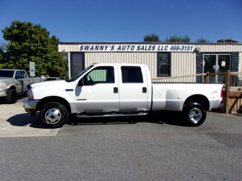 2002 Ford F-350 Super Duty for sale at Swanny's Auto Sales in Newton NC