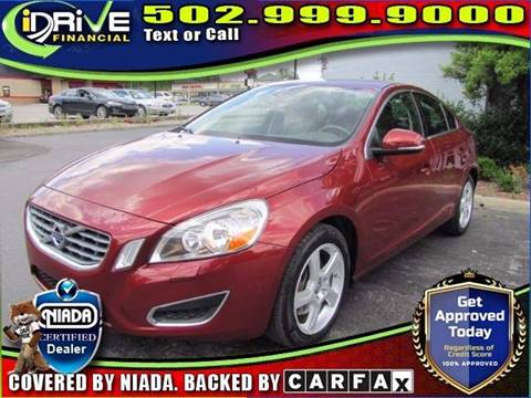 2013 Volvo S60 for sale in Louisville, KY