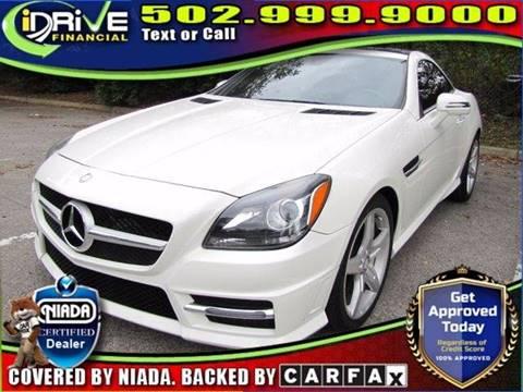 2013 Mercedes-Benz SLK for sale in Louisville, KY