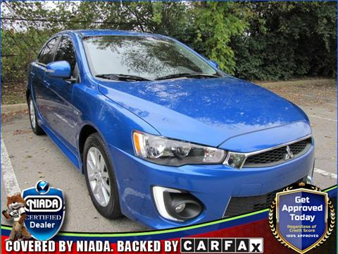2016 Mitsubishi Lancer for sale in Louisville, KY