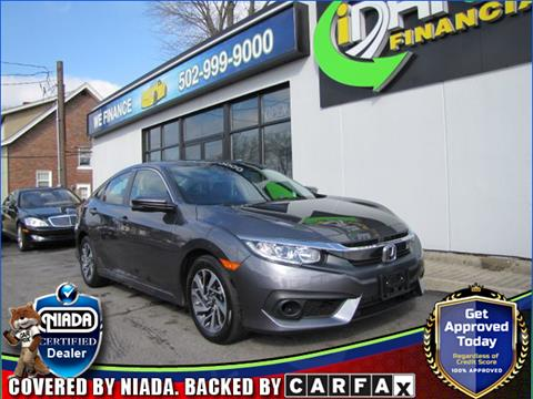 2016 Honda Civic for sale in Louisville, KY