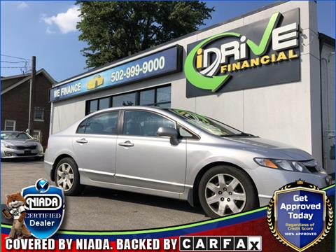 Honda Dealership Louisville Ky >> 2011 Honda Civic For Sale In Louisville Ky