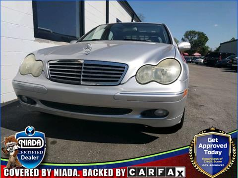 2004 Mercedes-Benz C-Class for sale in Louisville, KY