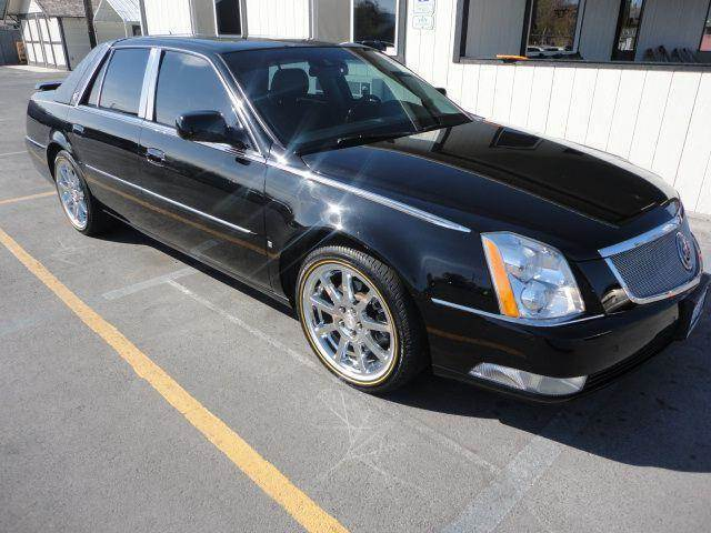 2008 Cadillac Dts Performance 4dr Sedan In Yakima WA - BBL