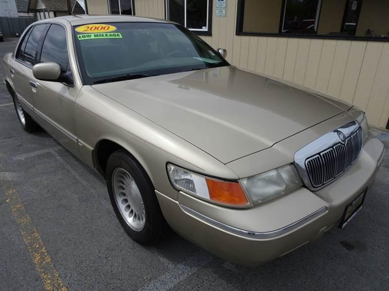 2000 mercury grand marquis ls 4dr sedan in yakima wa bbl auto sales. Black Bedroom Furniture Sets. Home Design Ideas