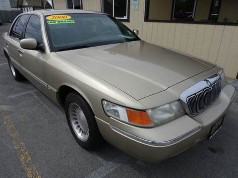 Grand Marquis For Sale >> 2000 Mercury Grand Marquis For Sale In Yakima Wa