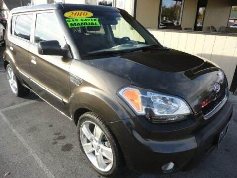 2010 Kia Soul for sale at BBL Auto Sales in Yakima WA