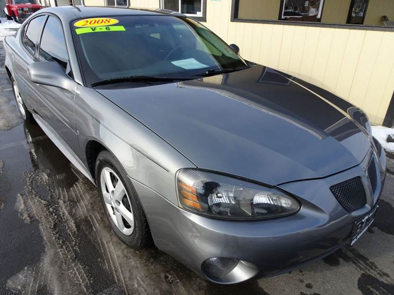 2008 Pontiac Grand Prix 4dr Sedan In Yakima Wa Bbl Auto