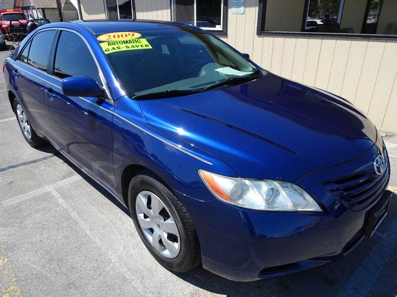 2009 toyota camry le 4dr sedan 5a in yakima wa bbl auto. Black Bedroom Furniture Sets. Home Design Ideas