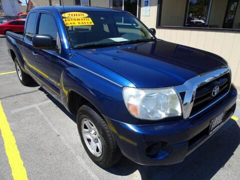 2008 Toyota Tacoma for sale at BBL Auto Sales in Yakima WA
