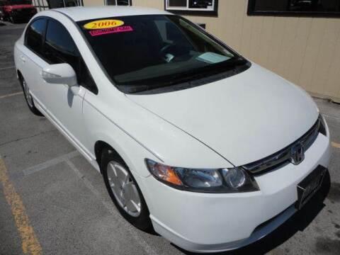 2006 Honda Civic for sale at BBL Auto Sales in Yakima WA