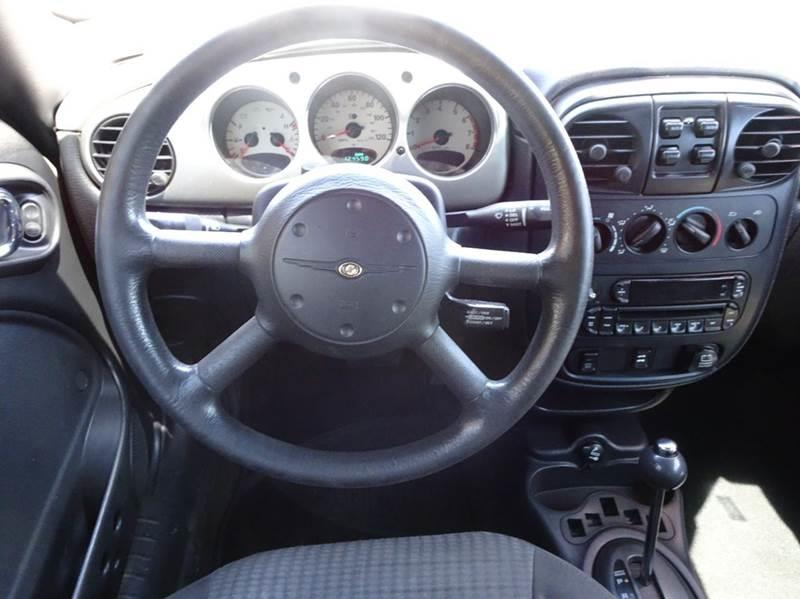 2005 chrysler pt cruiser 2dr touring turbo convertible in yakima wa bbl auto sales. Black Bedroom Furniture Sets. Home Design Ideas