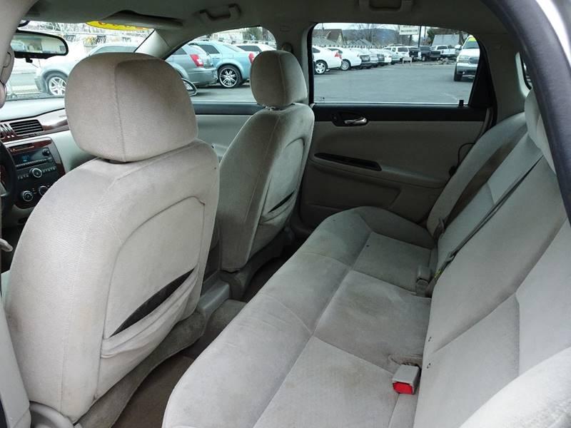 2006 chevrolet impala ls 4dr sedan in yakima wa bbl auto sales. Black Bedroom Furniture Sets. Home Design Ideas