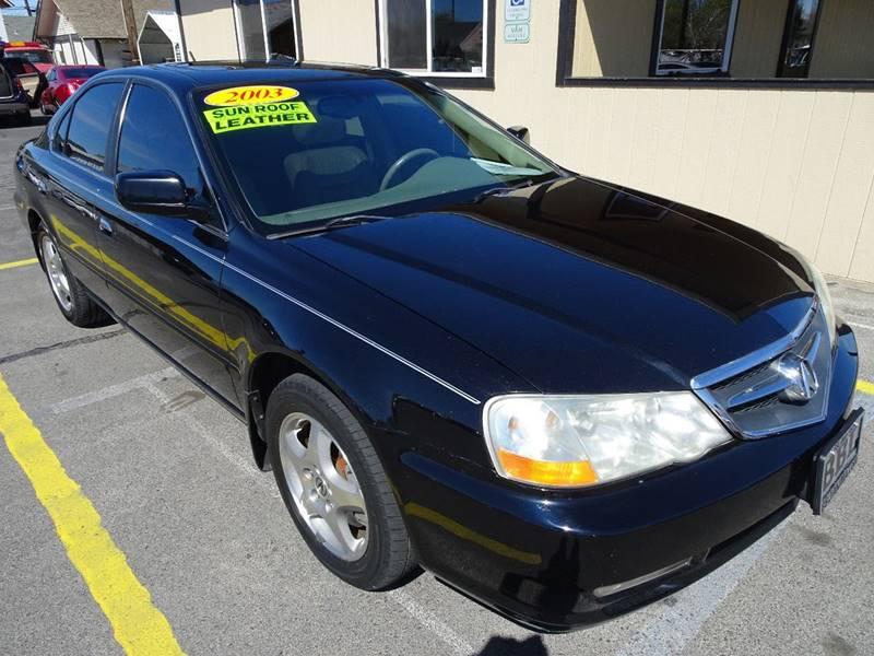 2003 Acura Tl 3.2 4dr Sedan w/Navi In Yakima WA - BBL Auto Sales on