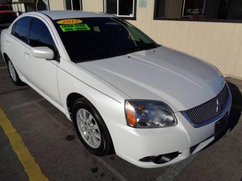 2012 Mitsubishi Galant for sale at BBL Auto Sales in Yakima WA