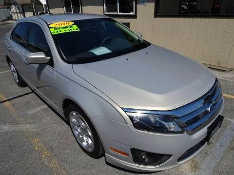 2010 Ford Fusion for sale at BBL Auto Sales in Yakima WA