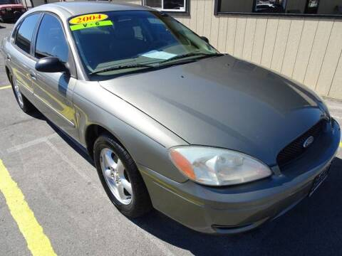 2004 Ford Taurus for sale at BBL Auto Sales in Yakima WA