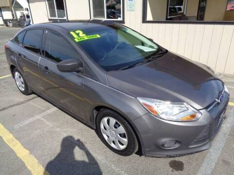 2012 Ford Focus for sale at BBL Auto Sales in Yakima WA