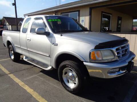 1997 Ford F-150 for sale at BBL Auto Sales in Yakima WA