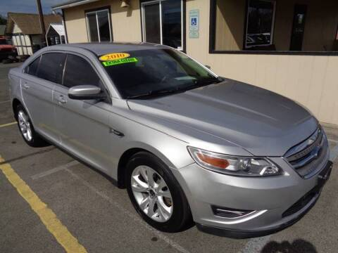 2010 Ford Taurus for sale at BBL Auto Sales in Yakima WA