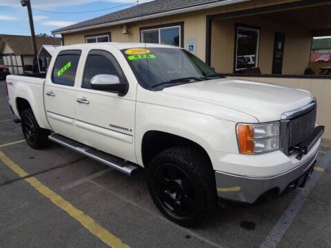 2009 GMC Sierra 1500 for sale at BBL Auto Sales in Yakima WA