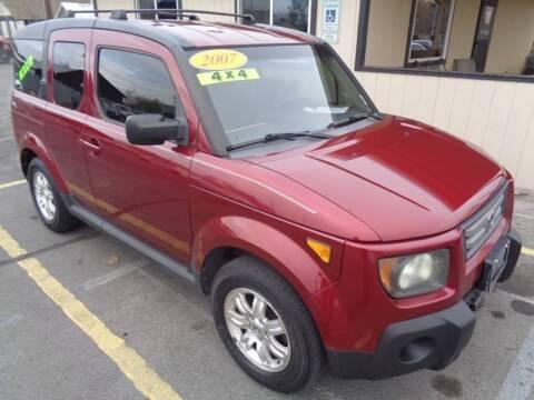 2007 Honda Element for sale at BBL Auto Sales in Yakima WA