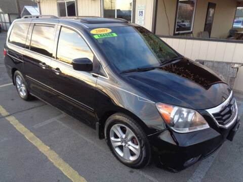 2009 Honda Odyssey for sale at BBL Auto Sales in Yakima WA