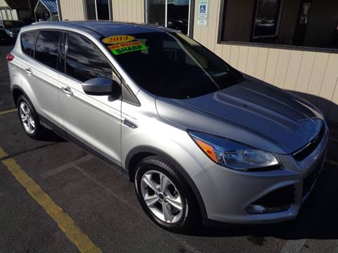 2014 Ford Escape for sale at BBL Auto Sales in Yakima WA