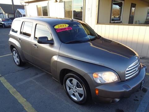 2011 Chevrolet HHR for sale at BBL Auto Sales in Yakima WA