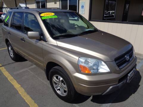 2005 Honda Pilot for sale at BBL Auto Sales in Yakima WA