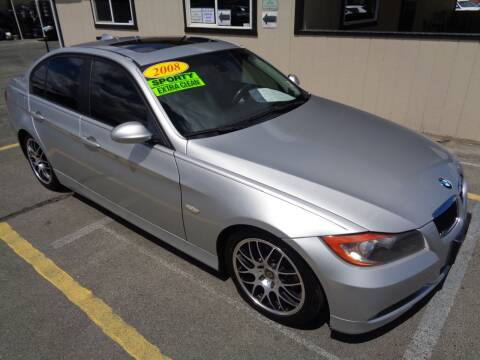 2008 BMW 3 Series for sale at BBL Auto Sales in Yakima WA