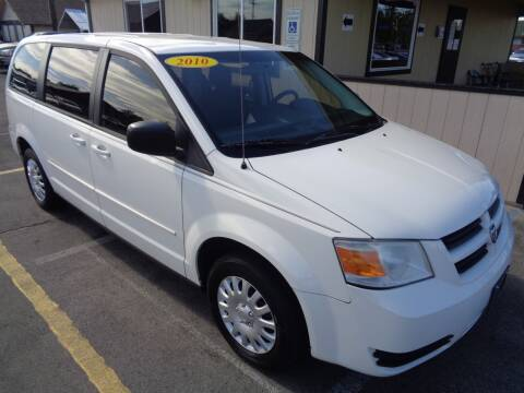 2010 Dodge Grand Caravan for sale at BBL Auto Sales in Yakima WA