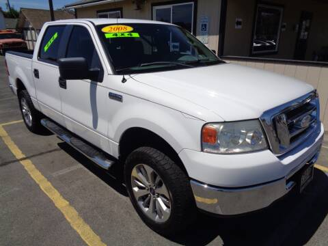 2008 Ford F-150 for sale at BBL Auto Sales in Yakima WA