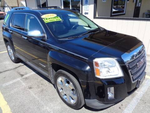 2010 GMC Terrain for sale at BBL Auto Sales in Yakima WA